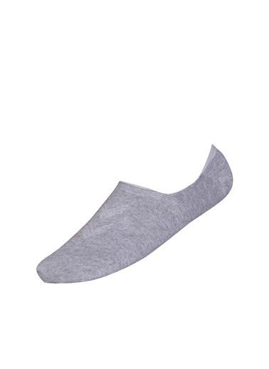 Hummel Soket Çorap Gri
